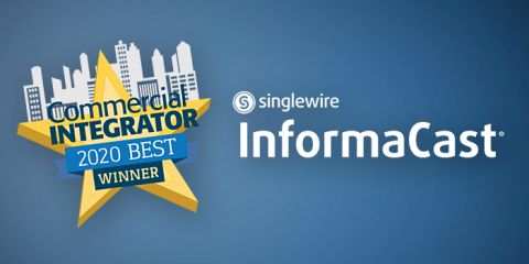 commercial-integrator-best-award-mass-notification-InformaCast