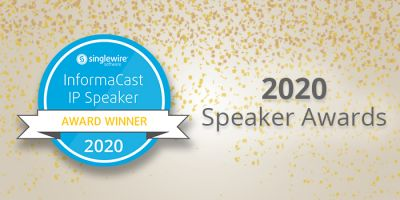 Singlewire-IP-Speaker-Awards-2020