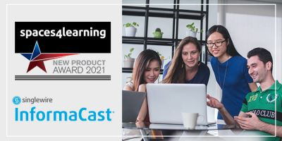 sapces4learning-new-product-awards-2021-InformaCast