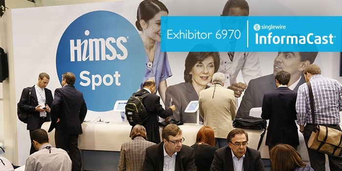 HIMSS conference emergency notification partners