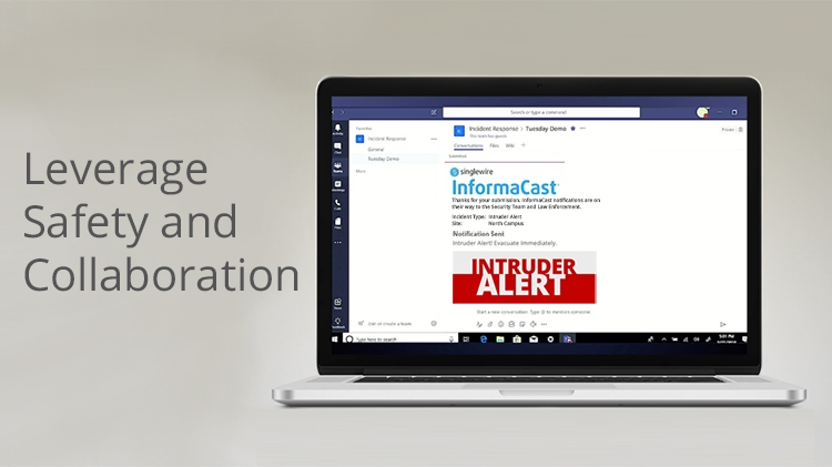 microsoft-teams-mass-notification-informacast-software-safety-collaboration
