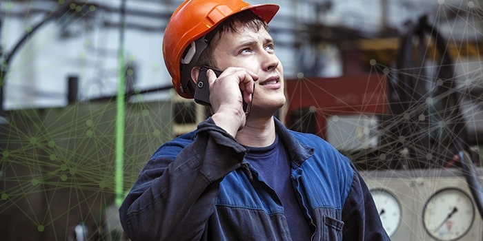 emergency communication in manufacturing